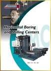 Horizontal Boring and Milling Centers