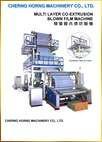 Multi Layer Co-Extrusion Blown Film Machine