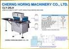 Semi-Automatic Loop Handle Bag Making Machine