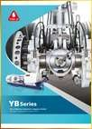 Flat Bed Horizontal Turning Lathe<br>YB Series