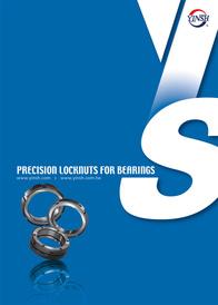 Precision Locknuts for Bearings
