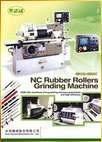 NC Rubber Rollers Grinding Machine