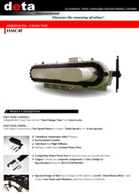 Automatic Tool Changers-HMC4F(English)
