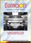Axes Gantry Type Machining Center-GVM-800U