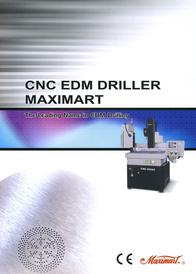CNC EDM Driller
