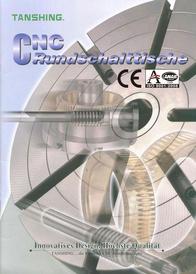 CNC Rundschalttische