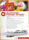 Automatic Flower Shape Bag Making Machine (Flower Sleeves)