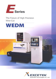 High Precision Wire-Cut EDM