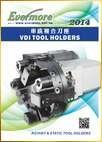 2014 VDI Tool Holders