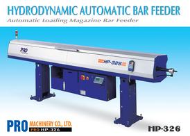 Hydrodynamic Automatic Bar Feeder