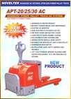 Advanced Power Pallet Truck