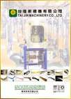 specialized manufacturing and braiding machines