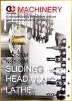 NCY-32M<br>Sliding Head CNC Lathe