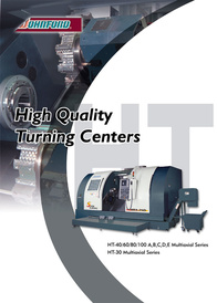 High Quality Turning Centers