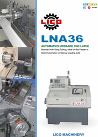 Automatics Upgrade CNC Lathe