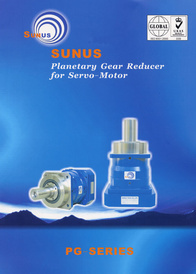 Planetary Gear Reducer For Servo-Motor