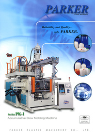 Accumulative Blow Molding Machine